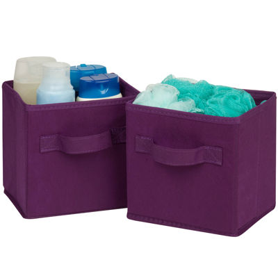Honey-Can-Do® 6-Pack Mini Foldable Storage Cubes