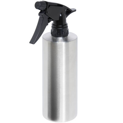 Honey-Can-Do® Stainless Steel Spray Bottle