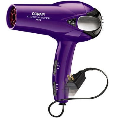 Conair® Cord-Keeper® 2-In-1 Styler Hair Dryer