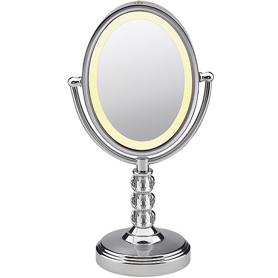 Conair® Reflections Oval Crystal Ball Accent Mirror