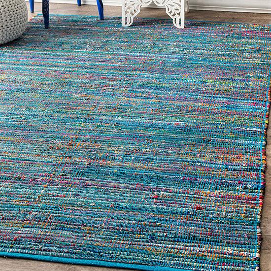 nuLoom Sabina Stripes Rectangular Rug