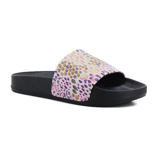 Chooka Fashion Womens Gail Slide Sandals