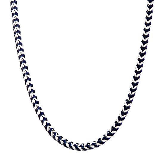 Stainless Steel 22 Inch Snake Chain Necklace
