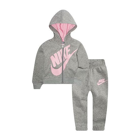 Nike 2-pc. Logo Pant Set Unisex Kids