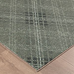 Mohawk Home Russell Plaid Rectangular Indoor Rugs