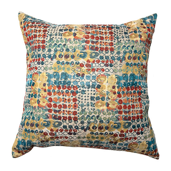 Spencer Bright Spots Square Throw Pillow