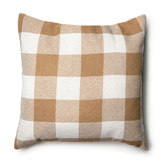Spencer Bolivia Square Throw Pillow