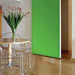 Brewster Wall Apple Green Adhesive Wall Decal