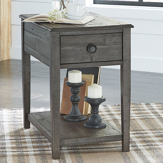 Signature Design by Ashley® Borlofield 1-Drawer Storage End Table