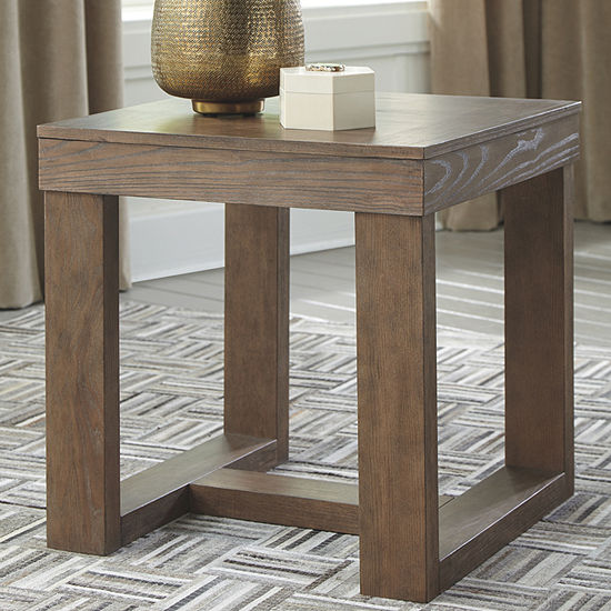 Signature Design By Ashley Cariton End Table