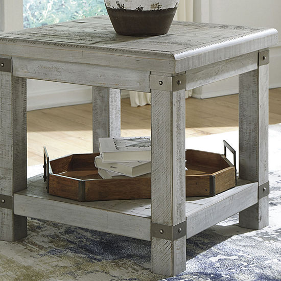 Signature Design by Ashley® Carynhurst Storage End Table