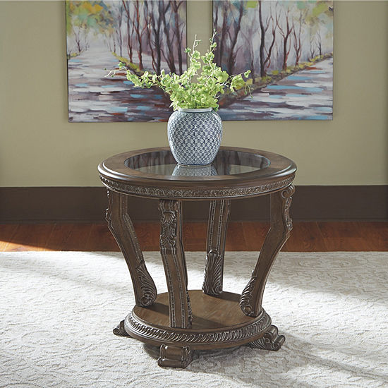 Signature Design by Ashley® Charmond Storage End Table