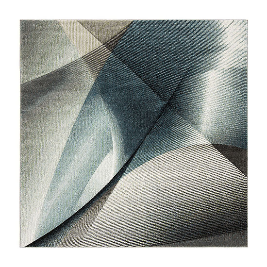Safavieh Hollywood Collection Sydney Abstract Square Area Rug