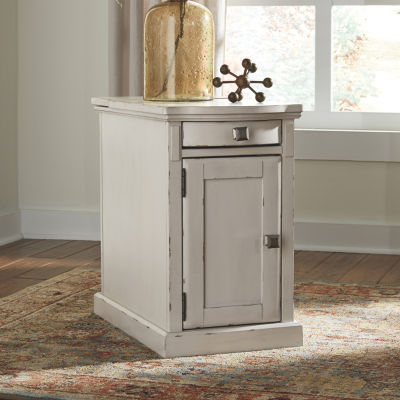 Signature Design by Ashley® Laflorn Storage Chairside Table
