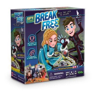 Hog Wild Spy Code - Break Free Board Game