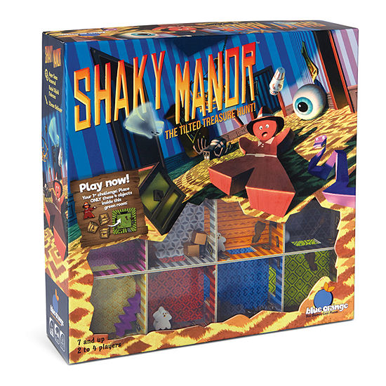 Blue Orange Games Shaky Manor Board Game