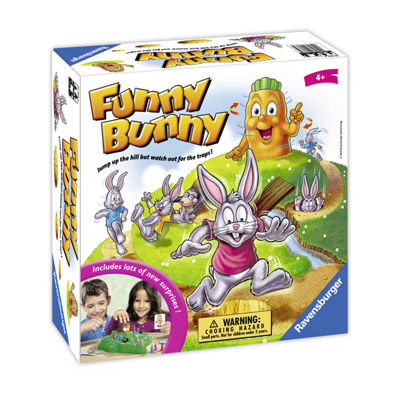 Ravensburger Funny Bunny Board Game