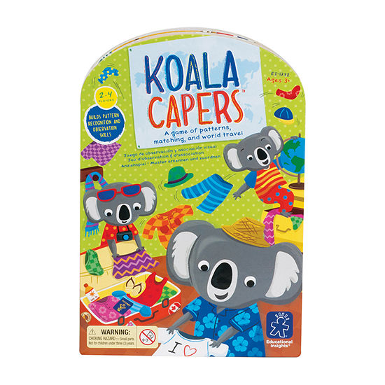 Educational Insights Koala Capers