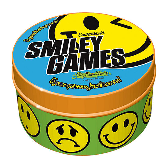 Foxmind Games Smiley 50-pc. Table Game