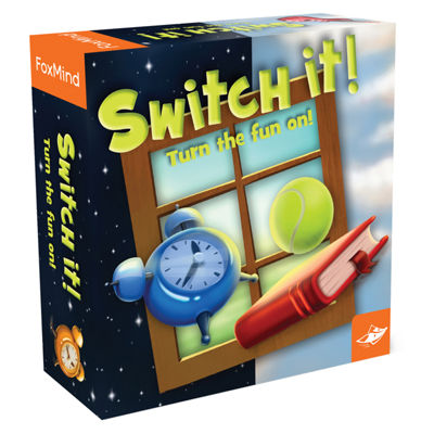 Foxmind Games Switch It! Board Game