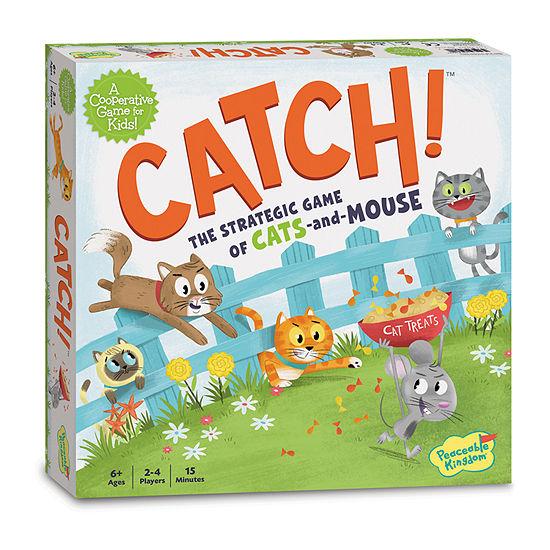 Peaceable Kingdom Catch! Board Game