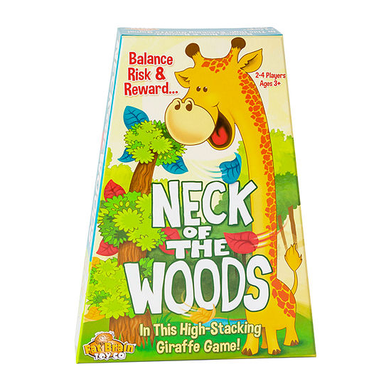 Fat Brain Toy Co. Neck Of The Woods Board Game