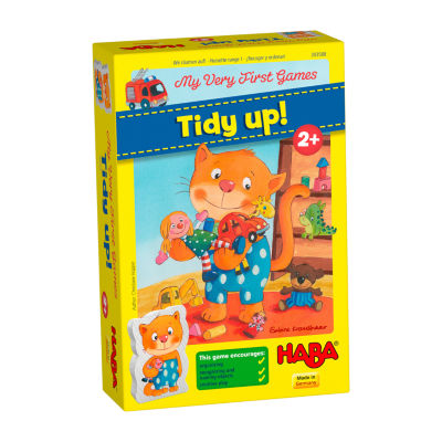 Haba My Very First Games - Tidy Up! Board Game