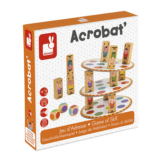 Janod Acrobat Skill Board Game