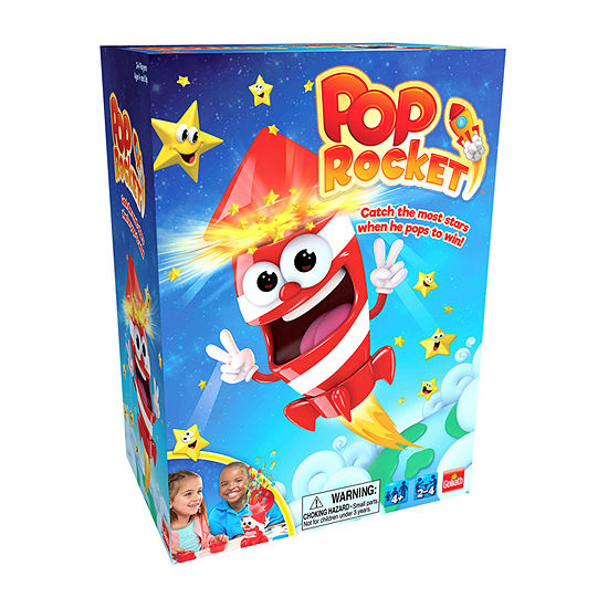 Goliath Pop Rocket Board Game