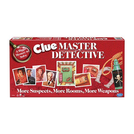 Winning Moves Clue - Master Detective
