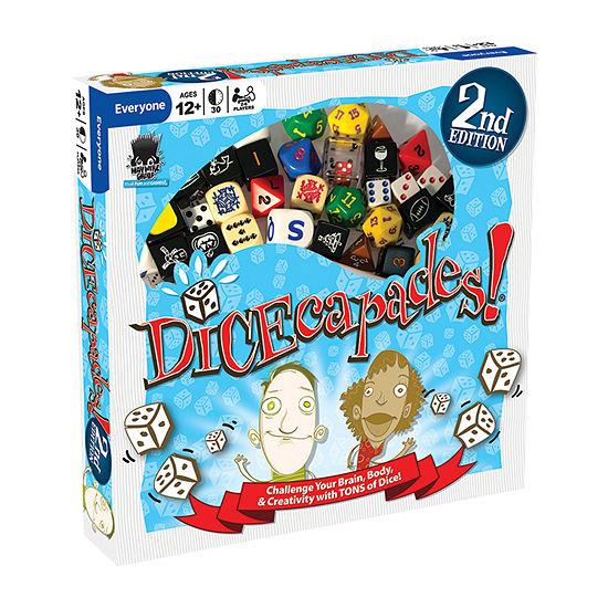 Dicecapades! 2nd Edition