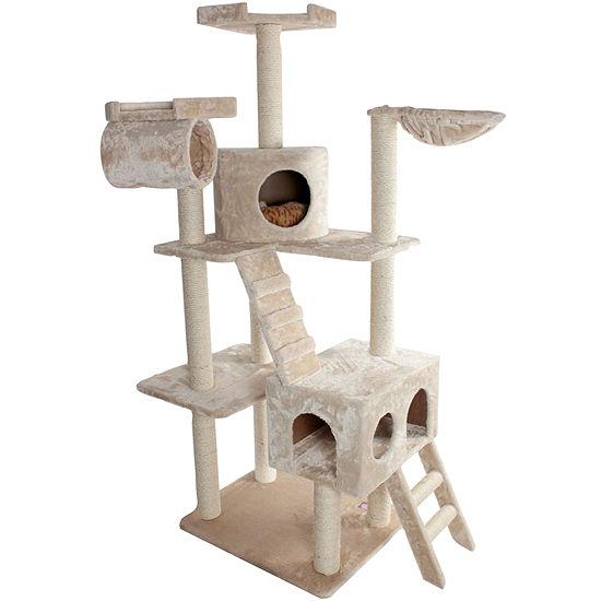 "Majestic Pet 73"" Casita Cat Tree"