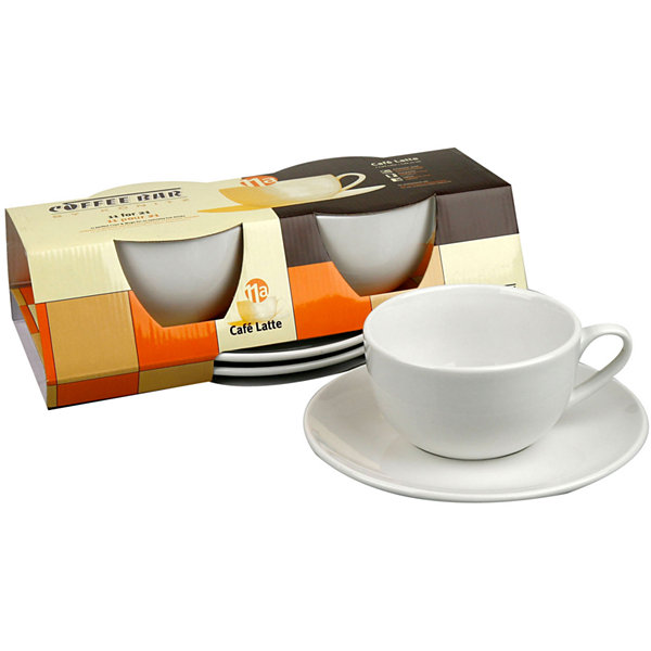 Konitz Set of 2 Mugs and Saucers
