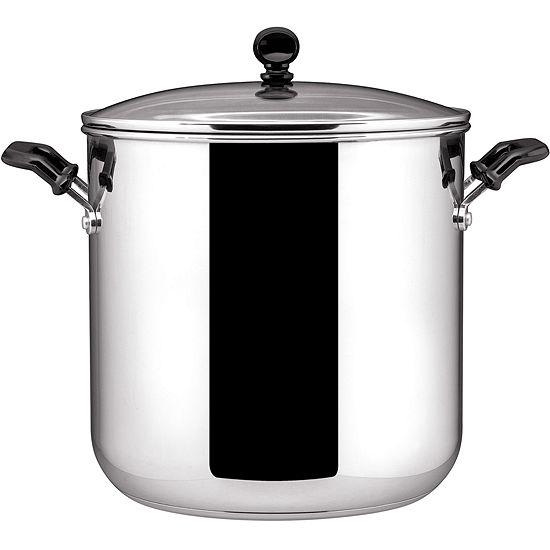 Farberware® Classic Series 11-qt. Stainless Steel Stock Pot with Lid