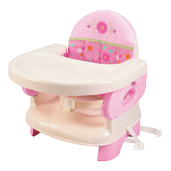Summer Infant Deluxe Comfort Folding Booster Seat Pink