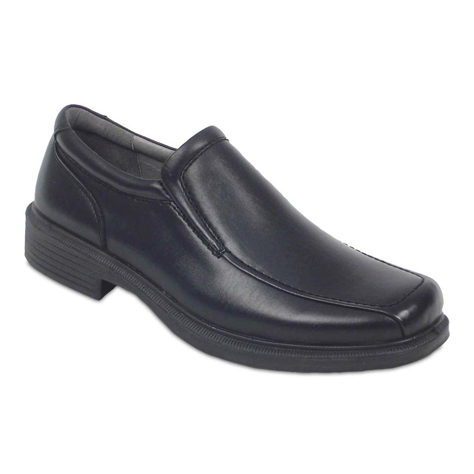 Deer Stags Greenpoint Mens Slip On Shoes, Black