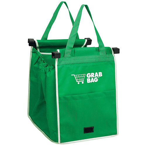 As Seen On TV Grab Bag™ Set of 2 Shopping Bags