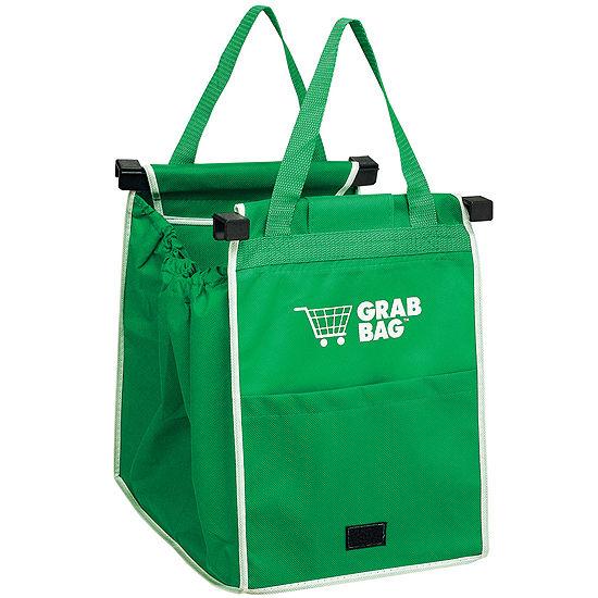 As Seen On TV Grab Bag™ Set of 2 Shopping Bags