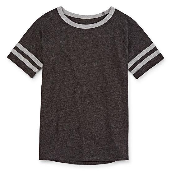 Xersion Girls Round Neck Short Sleeve Tunic Top Preschool / Big Kid