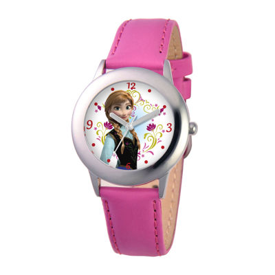 Disney Frozen Anna Strap Pink Strap Watch