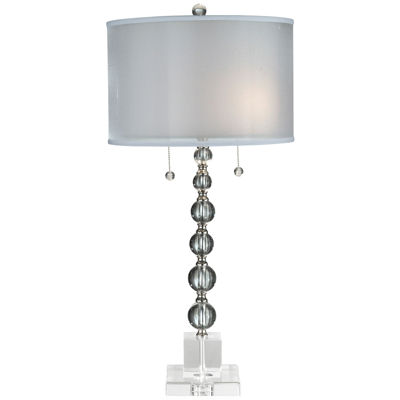 Dale Tiffany™ Optic Orb Crystal Table Lamp