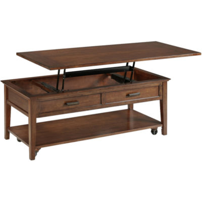 Cape Cod Lift-Top Rectangular Coffee Table