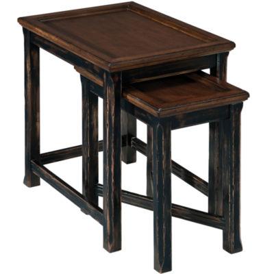 Jonesboro 2-pc. Nesting End Table Set