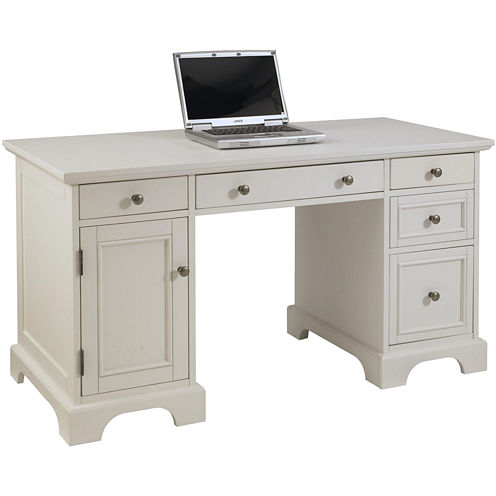 Walton Bay Pedestal Desk