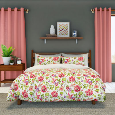 Colorfly™ Tess 3-pc. Duvet Cover Set