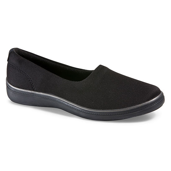 Grasshoppers Lacuna Womens Slip-on Sneakers