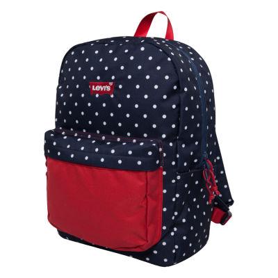 Levi Tea Tree Pink Backpack