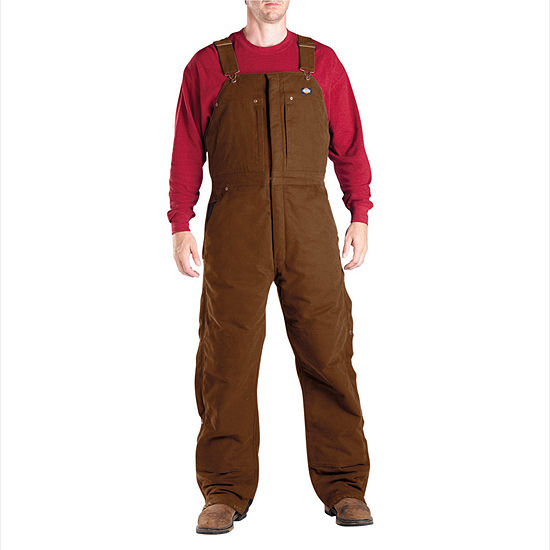 Dickies® Sanded Duck Insulated Bib Overalls