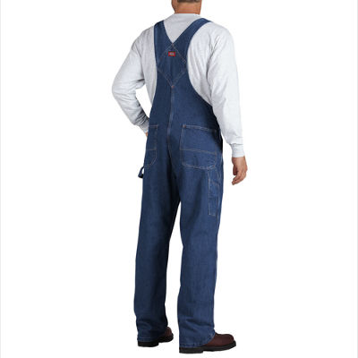 Dickies Washed Bib Overall - Big