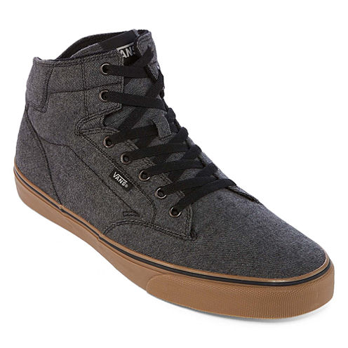 Vans Winston Hi Mens Skate Shoes